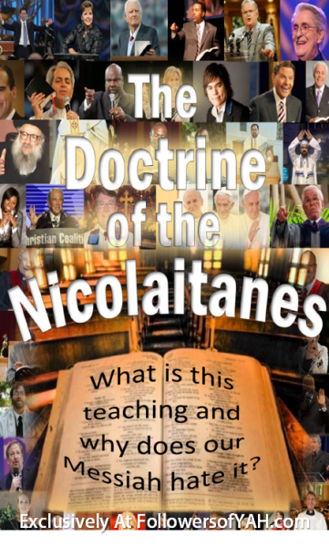 doctrineofnicolaitanes