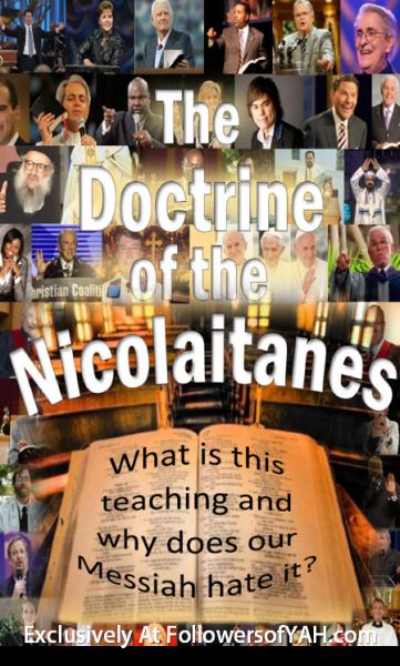doctrineofnicolaitanes