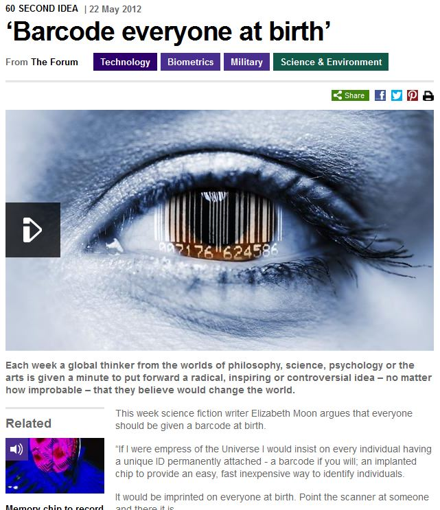read more: http://www.bbc.com/future/story/20120522-barcode-everyone-at-birth