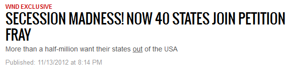 http://www.wnd.com/2012/11/secession-madness-now-40-states-join-petition-fray/