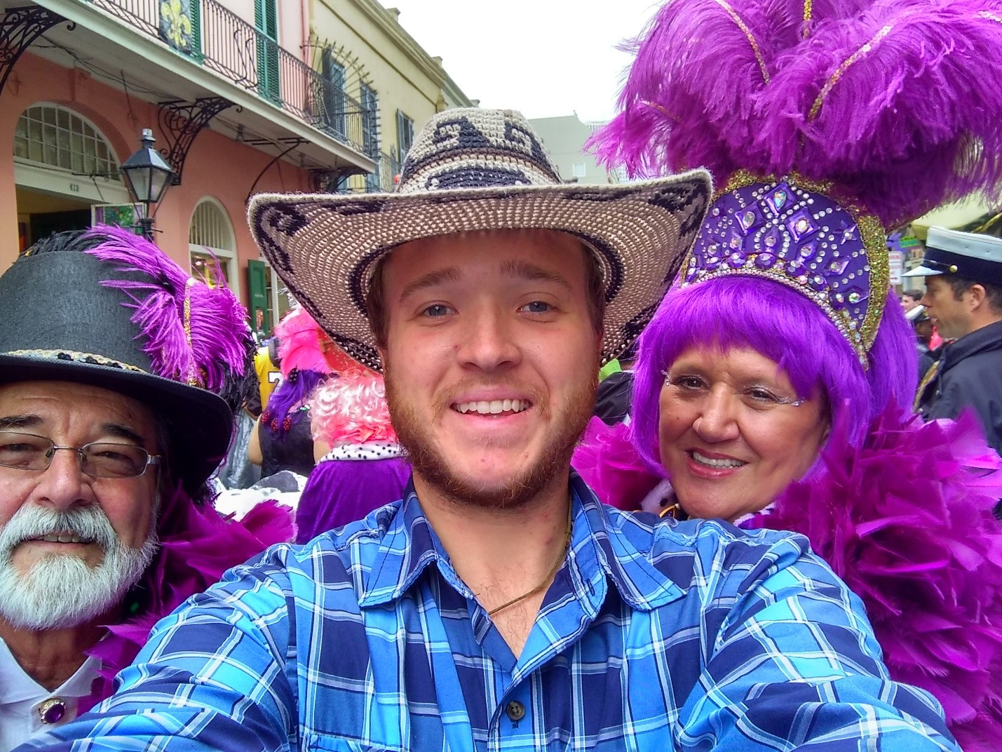 Tour Mardi Gras Group
